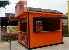 MODIFIKASI CONTAINER/OFFICE CONTAINER/CONTAINER/BOOTH KOPI