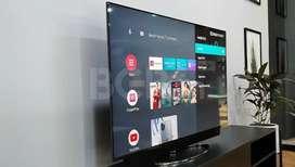 SMART LED Tv NEW BRAND 52 INCHES 4K ULTRA FRAMELESS