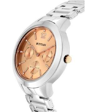 Titan Ladies Watch new March 2020. Has warranty. Not used even once.