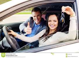 Wanted a Male or Female Driver for Personal Car