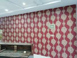 3D Wallpapers  curtains