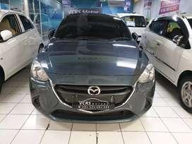 Mazda 2 2014 PMK 2016 Matic KM 40rb bukan yaris jazz rs