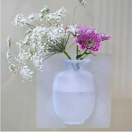 Removable Silicone Flower Vase