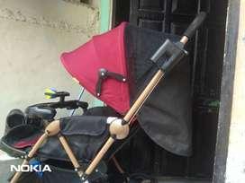 Jual cepat aj stroller baby