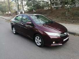 Honda City Vx IDtec Diesel Top Model 2014