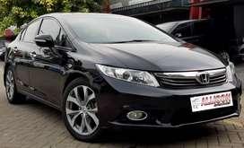 Honda Civic 2.0 AT 2014 Hitam, Dp Murah No Polisi Ganjil