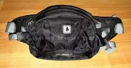 Waist bag Hitam Consina Original