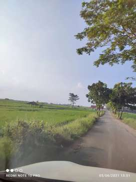 Tanah dekat Kota Subang - Jawa Barat