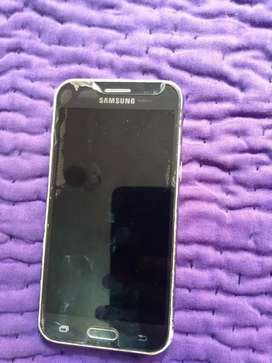 Selling mobile  samsung  j2 condition is used