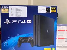 BRAND NEW PS4 PRO 1TB WITH DEATH STANDING BUNDLE