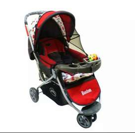 Box bayi, stroller,bouncher,kursi makan edisi jual borongan TERMURAH