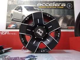 Velg Mobil Racing HSR CILACA EMR Ring 17 Lebarv 9 pcd6X139,7 ET15 Ford