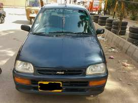 Daihatsu coure 2004 model ( manual )