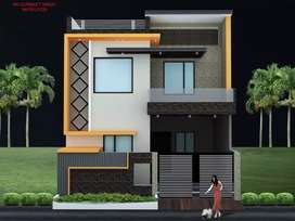 4 bhk luxury home in new urban estate
