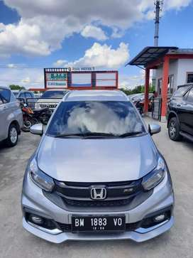 Mobilio 2018 RS matic. Km 60rb
