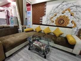 Sofa Set with lounger