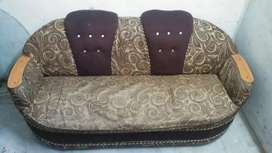 Sofa set with two chair