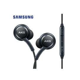 Headset Original Samsung S8 AKG Original OEM Garansi 1 Bulan