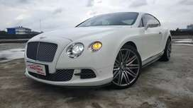 Bentley Continental GT 6.0 W12 2014 NIK 2013 White on Red/Black 6rb