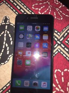 I phone 7 plus 128 gb with original charger for sale