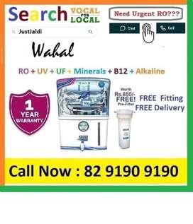 Wah20.3 AquaGrand RO Water Purifier Water Filter AC dth bed car TV Aqu