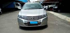 Honda City S 1,5L AT 2010 Silver Total Dp Kredit Nya Terjangkau