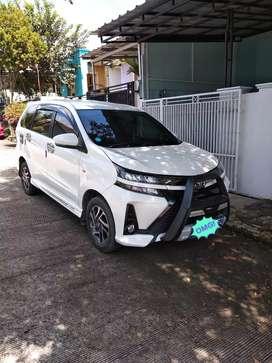 Di jual Toyota veloz putih 1.5 AT 2019 istimewa Rp 205.000.000