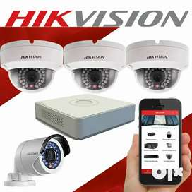 CCTV camera sales and services