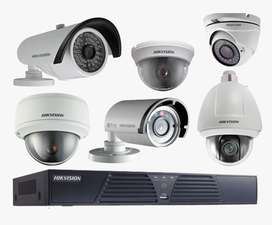 Pemasangan CCTV baru