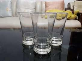 Dijual gelas kaca 2 lusin (24 buah)