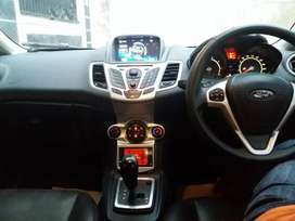 Ford Fiesta Trend 1.4 automatic '2013/2012