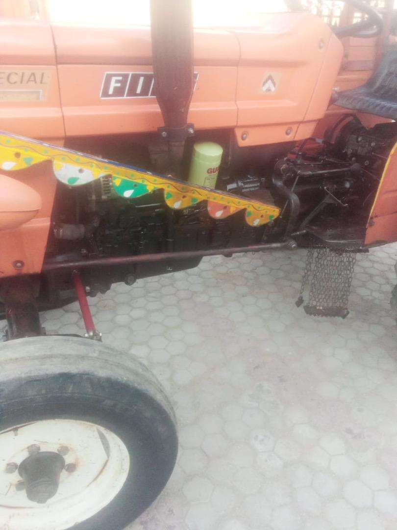 Fiat tractor 480 very good condition 0