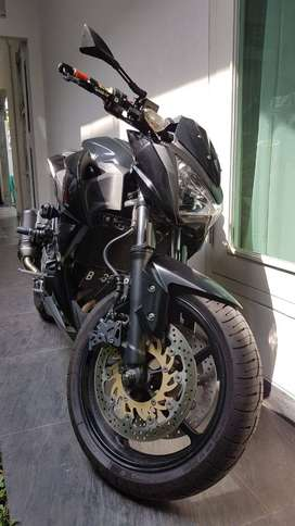 Dijual Kawasaki Ninja Z250 Tahun 2013/2014 Streetfighter