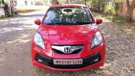 Honda Brio V Manual, 2012, Petrol