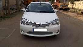 Toyota Etios 1.5 VX, 2013, Petrol