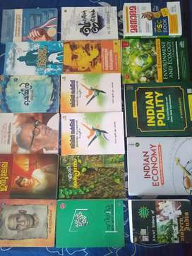 IAS syllabus books for malayalam candidates