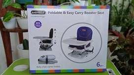 Booster seat/kursi makan anak