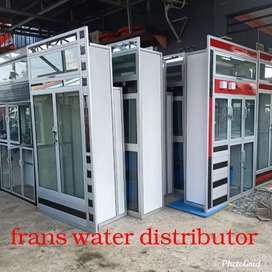 Agen sparepak usaha isi ulang air minum