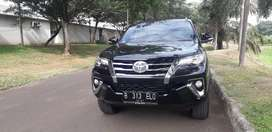 Fortuner Diesel VRZ At km 33 rb