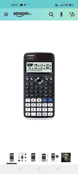 Casio calculator modern