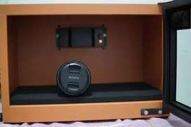 Sony FE 85mm f/1.8 Lens SEL85F18