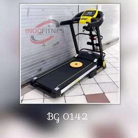 Treadmill Elektrik Fuji // Bourguis AQ 08M08