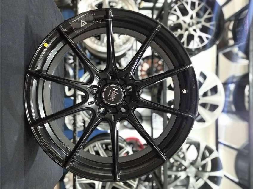 Velg Mobil Racacing Murah Ring 18 Forged Wheels Berkualitas