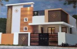 2 BHK Indépendant villa for sale at Sarjapura just 44 lacks only