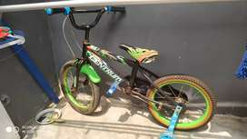 Jual sepeda karena anak sudah bosan pakai