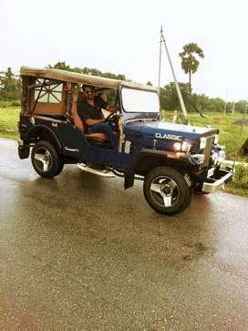Mahindra classic jeep rc valid till 2026