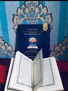 Buku Tajwid metode maisuro
