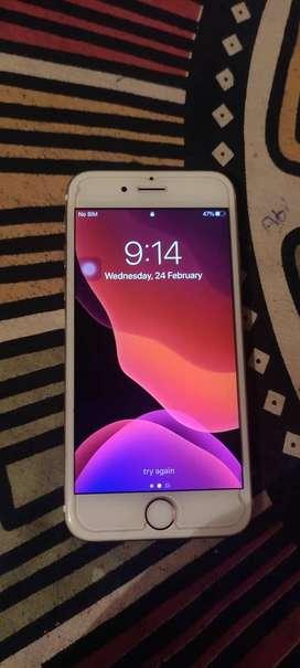 Iphone 6s 64 GB internal memory