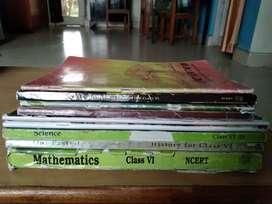 Class 6 CBSE NCERT books