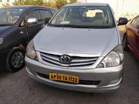 Toyota Innova 2.0 V, 2007, Diesel